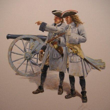 Regno di Svezia - Artillery Great Northern War