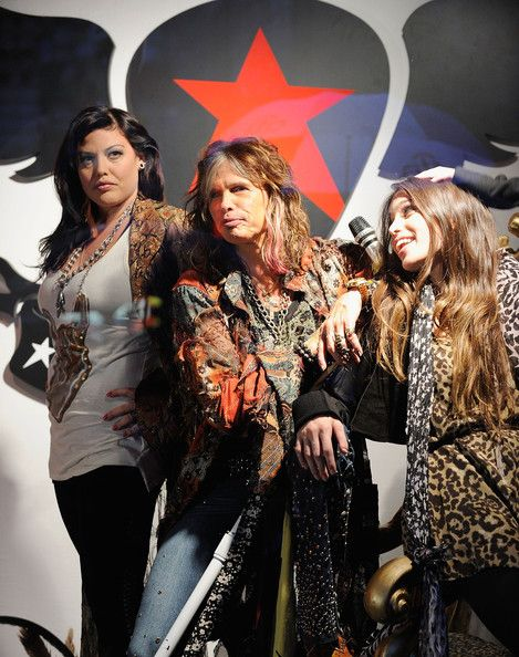 Chelsea Tallarico Photo - Steven Tyler Introduces The Andrew Charles Fashion Line At Macy's Herald Square