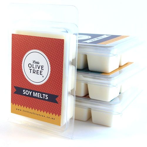 Soy melts are a great way to enjoy amazing home fragrances with some mix-and-match variation. Pop out a block of scented soy wax and place it in your oil burner. Your environment will smell amazing, you'll feel uplifted and it's great fun too! International delivery is available :) #soymelts #soytartmelts #soywaxmelts #roomfragrance #nzmade #homefragrance