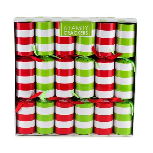 CHRISTMAS IN #HTFSTYLE - Christmas crackers in stripes