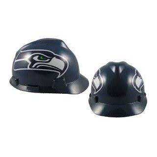 MSA Seattle Seahawks NFL Hard Hat