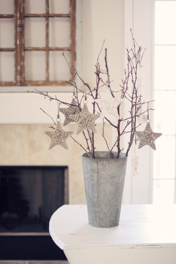 nice for a winter decoration - not just Christmas
