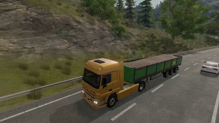 Truck Driver – Feature Showcase: Missions Video In Episode 2 get a look at what …