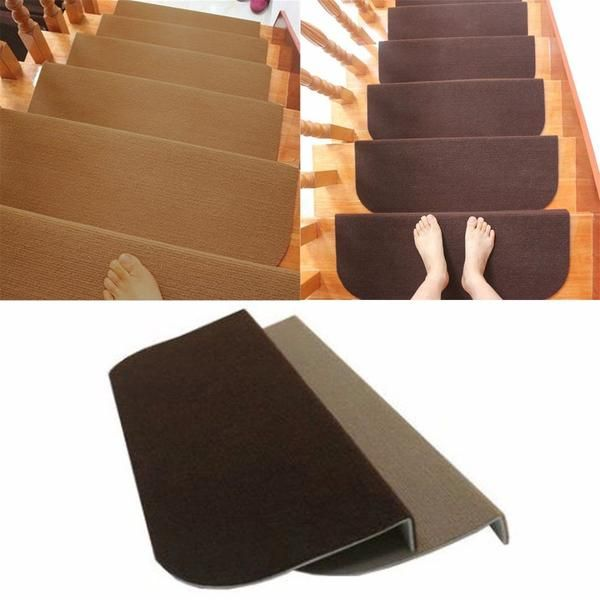 Best Everett Non Slip Stair Tread Mats With Images Maples 400 x 300