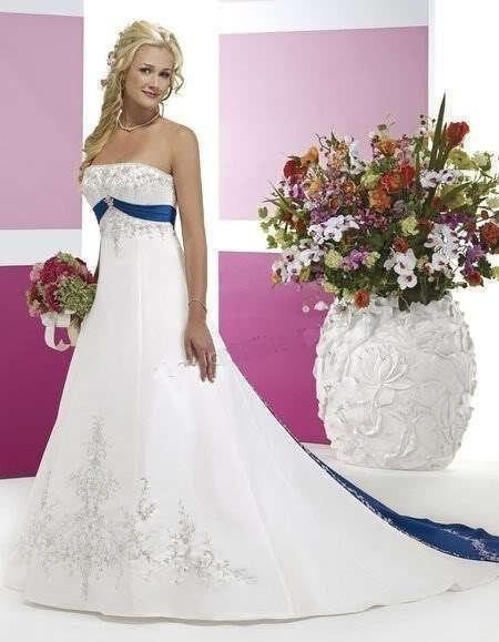 1000  ideas about Royal Blue Wedding Dresses on Pinterest - Royal ...