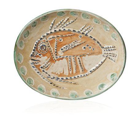 28 best picasso ceramics images on pinterest pablo for Poisson coil