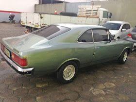 GM Opala Coupe Comodoro 1982