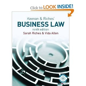 17 best new books images on pinterest new books exploring and finance keenan riches business law lawebooks fandeluxe Choice Image