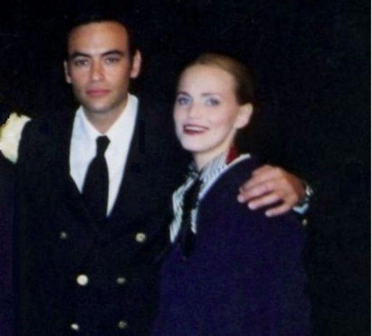 Monalisa Basarab, în piese de teatru și filme. / Monalisa Basarab, in theater and movies. / Photo: Anthony Delon, Monalisa Basarab