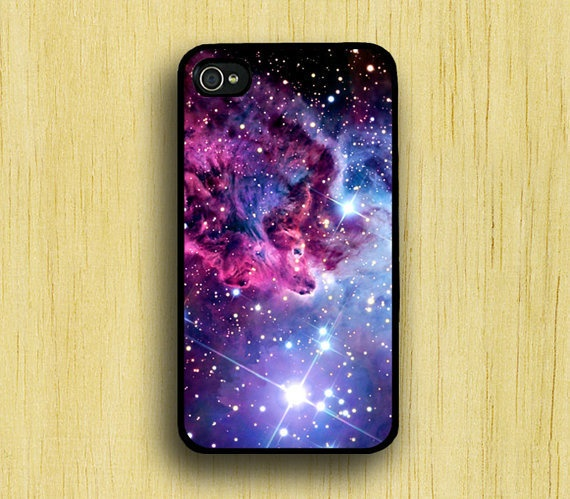 $7.99 Fox Fur Nebula iPhone 4 Case, iPhone 4s Case, iPhone Case, iPhone  hard Case