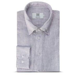 Grey Linen Shirt