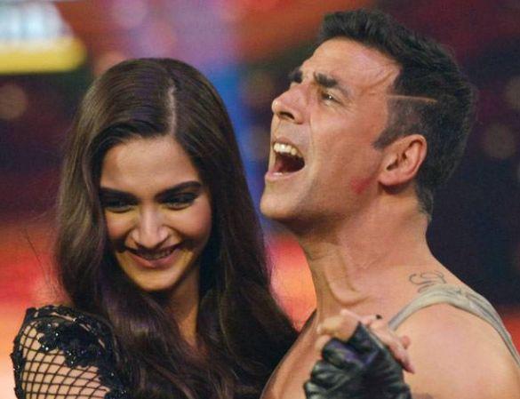 Sonam Kapoor to be Akshay Kumar's leading lady in R Balki's next