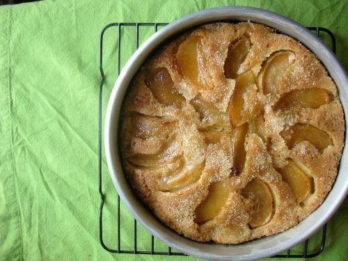 Rosch Haschana Apfelkuchen