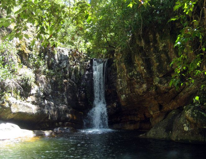 Cronan Creek's Secret Falls