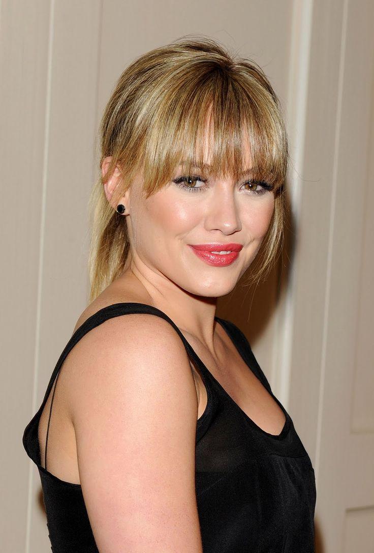 Celebrity Bangs: Famous Fringes in 2019 | Fringes ...