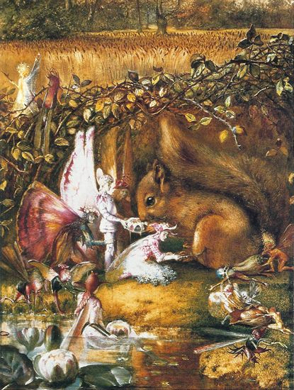 goblin market a poetic tale of Second edition of christina rossetti's goblin market and other poems with  its  fairytale cadences led the spectator to declare it 'a true children's poem', yet the.