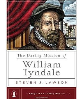 This is an excellent resource for learning about Tyndale. https://www.amazon.com/Daring-Mission-William-Tyndale-Profile/dp/1567694357