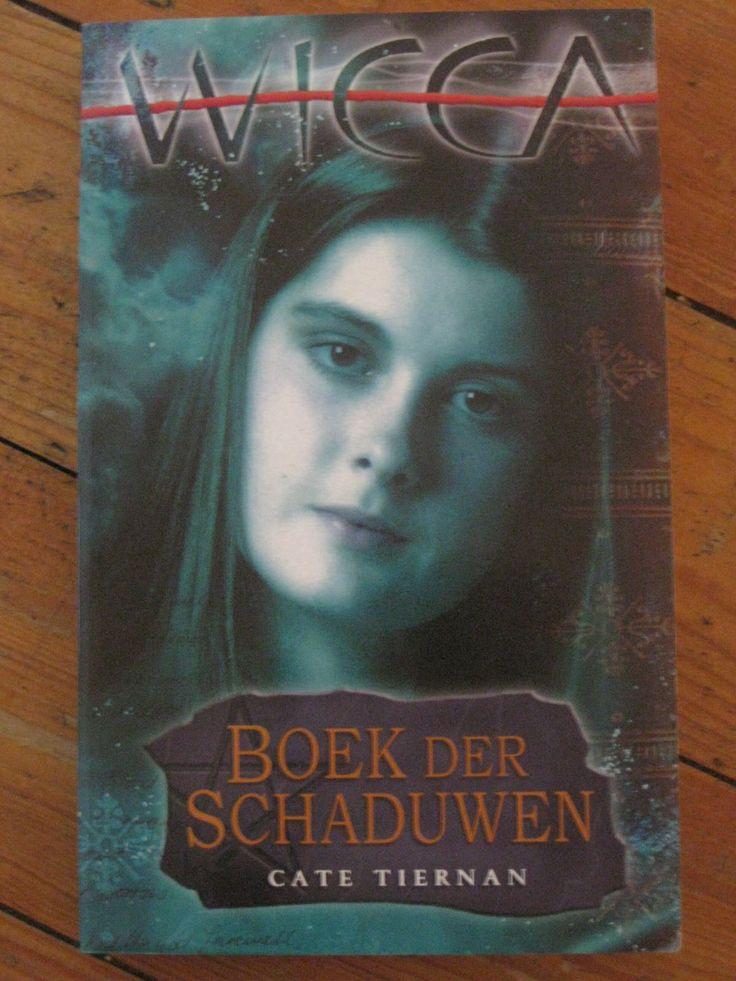 Fiction: Wicca 1: Boek der schaduwen  # Fiction: Sweep 1: Book of shadows.