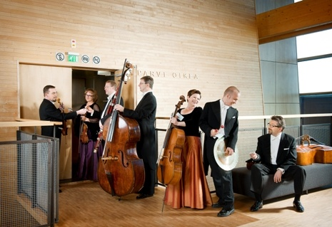 Lahti Sibelius Festival's are one of the finest festivals in Finland and it's hosted by Lahti Symphony Orchestra.