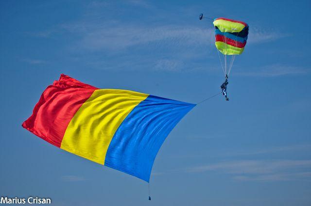Miting aviatic Cluj-Napoca.