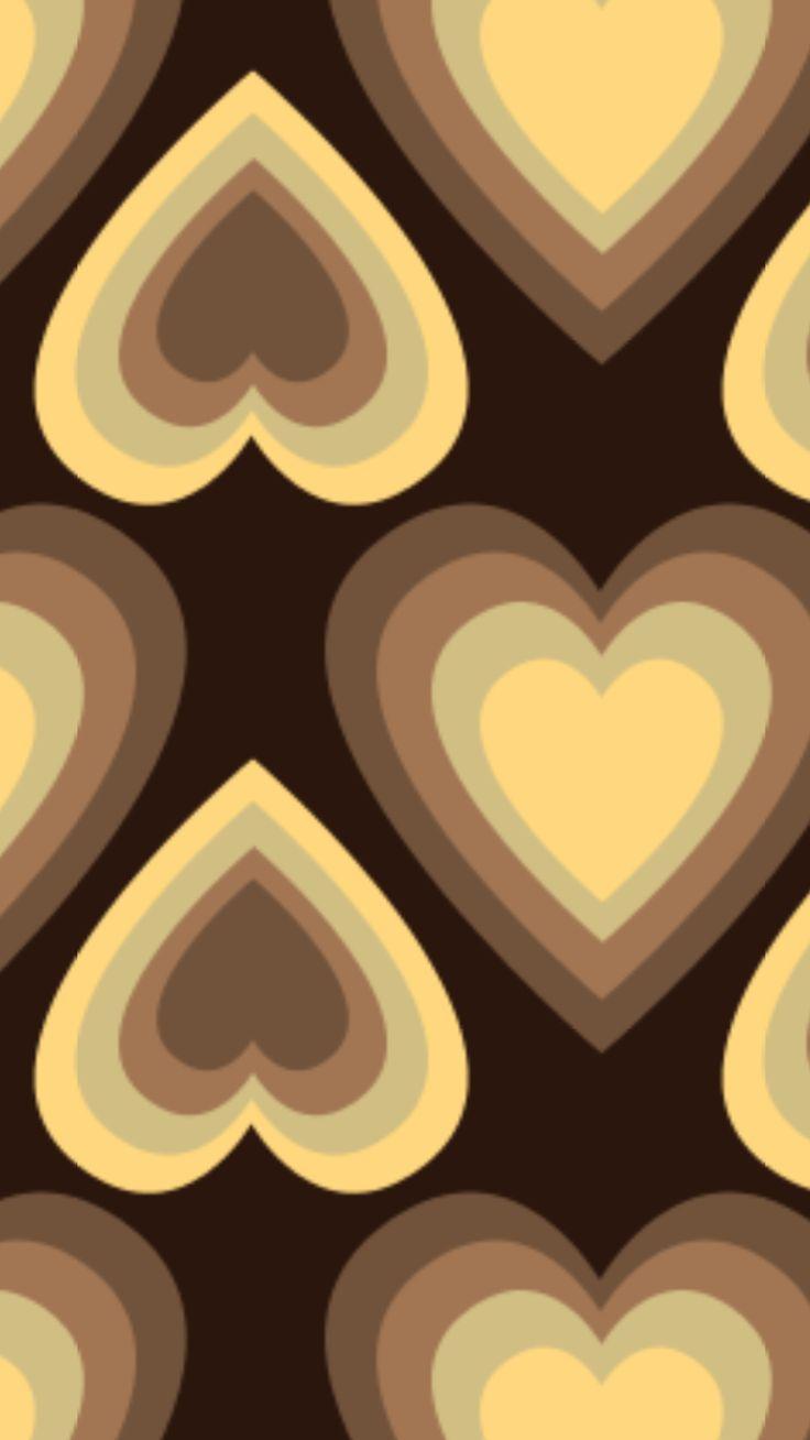 Chocolate hearts.