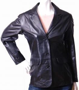 Classic & Blazer Leather Jackets for Women