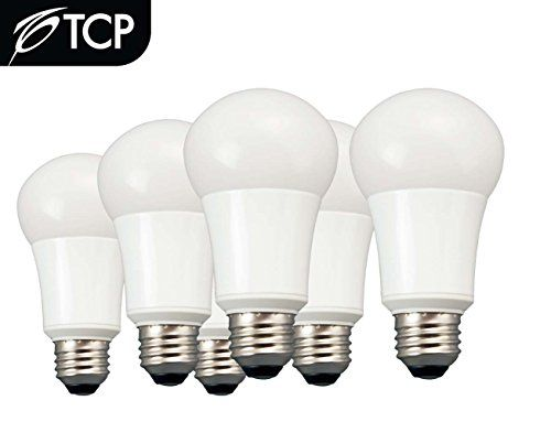 TCP LA1027KND6 LED A19 - 60 Watt Equivalent Soft White (2700K) Light Bulb - 6 Pack - http://darrenblogs.com/2016/03/tcp-la1027knd6-led-a19-60-watt-equivalent-soft-white-2700k-light-bulb-6-pack/