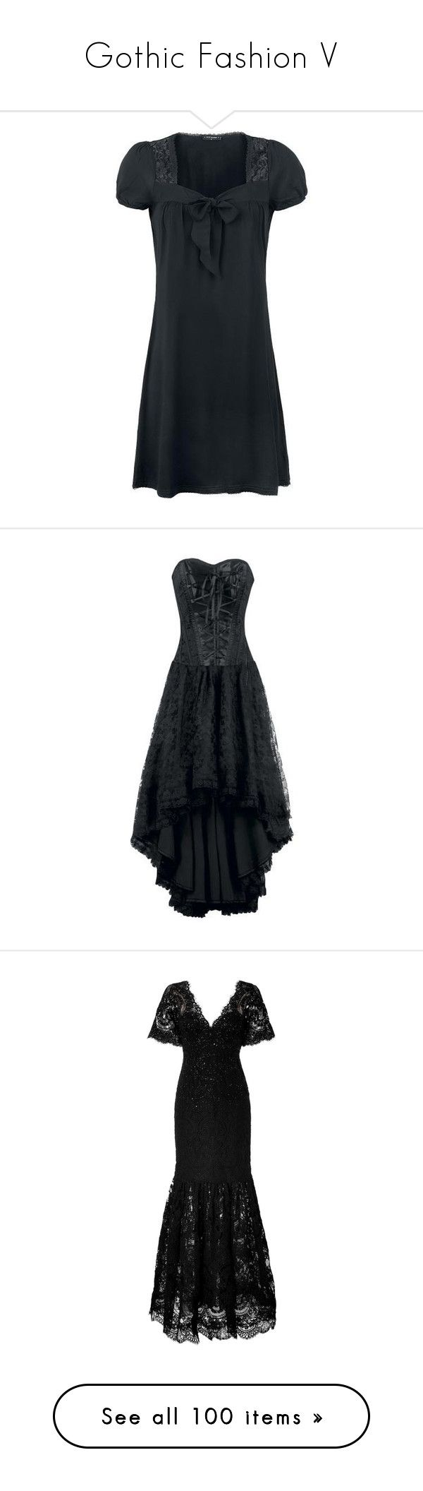 what does it mean when wedding invitation says black tie invited%0A   Gothic Fashion V   by ck         liked on Polyvore featuring dresses  gowns    Black Lace GownBlack Tie