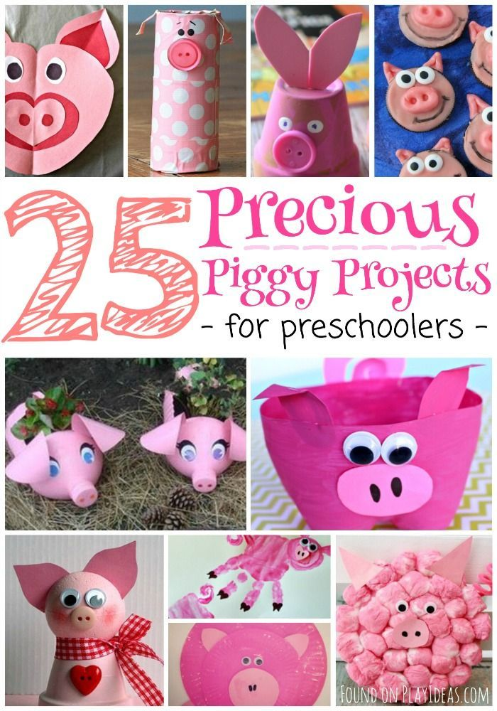 peppa pig craft ideas 25 precious piggy projects for preschoolers pink and 5152