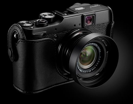 The Fujifilm x10 might be it for me. With an insanely fast manual zoom lens (28-112mm F2.0-2.8) and physical buttons for almost all settings, it's a compact retro styled shooter that looks like it can really deliver. The one hang-up is that it's not an interchangeable lens, but I might give that up based upon all of the other specs.