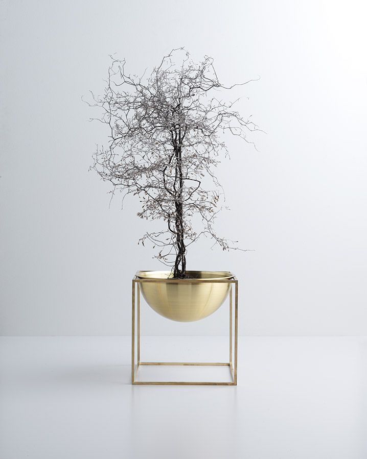Love Bylassen Launches Brass Kubus Series Design Homesproduct