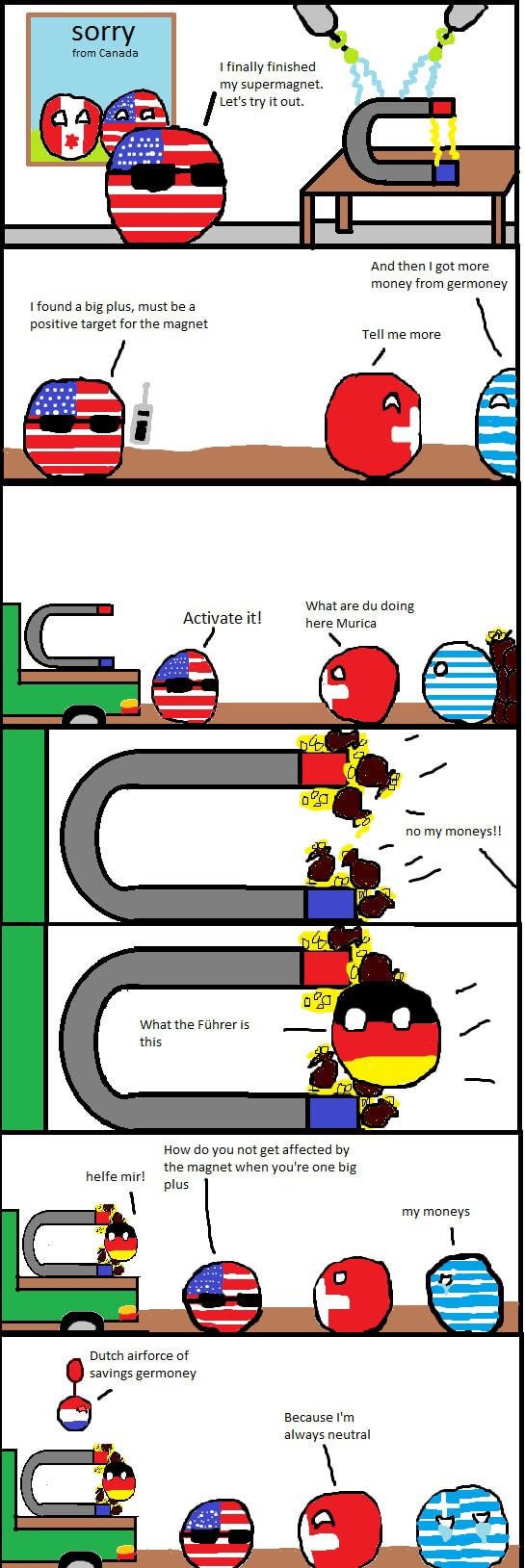 Countryballs comics are the best