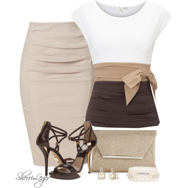"""""""Untitled #708"""" by sherri-leger on Polyvore"""