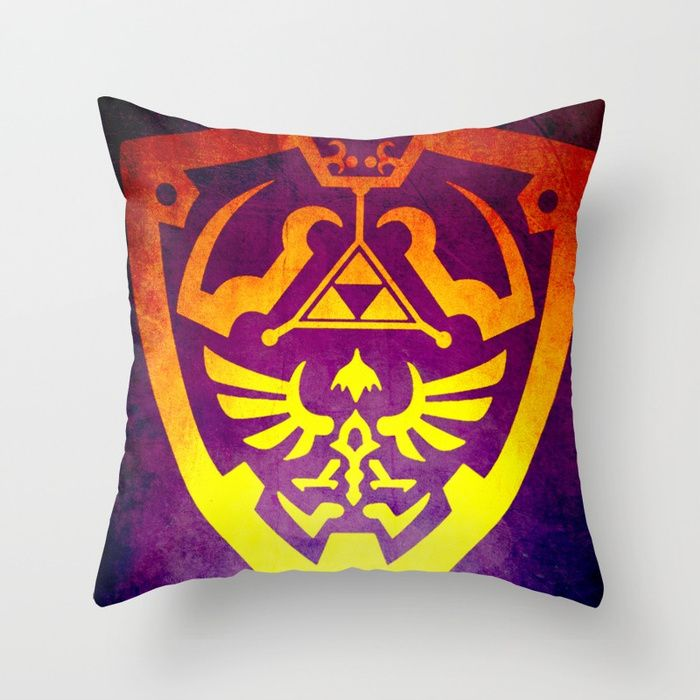 30% Off Comforters, Throw Blankets, Throw Pillows and All Home Decor - Sale Ends Tonight at Midnight PT | Order Today To Receive Before Christmas! Zelda Shield Throw Pillow #pillow #zeldapillow #throwpillow #livingroom #gifts #homegifts #homedecor #online #shopping #39 #giftsforher #giftsforhim #zelda #style #art #society6 #home #family #bedroom #kidsroom #modern #thelegendofzelda #mug #gaming #gamer #videogames #life #geek #dorm #campus