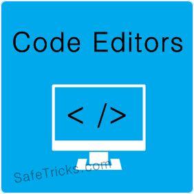 Best Code Editor For Windows PC & Mac