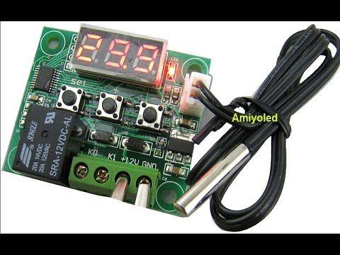 Termostato digital para pantallas de LED para acuario, iluminación de ac... http://amiyoledshop.es