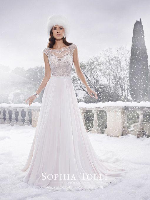 Sophia Tolli - Brandyn - Y21518 - All Dressed Up, Bridal Gown