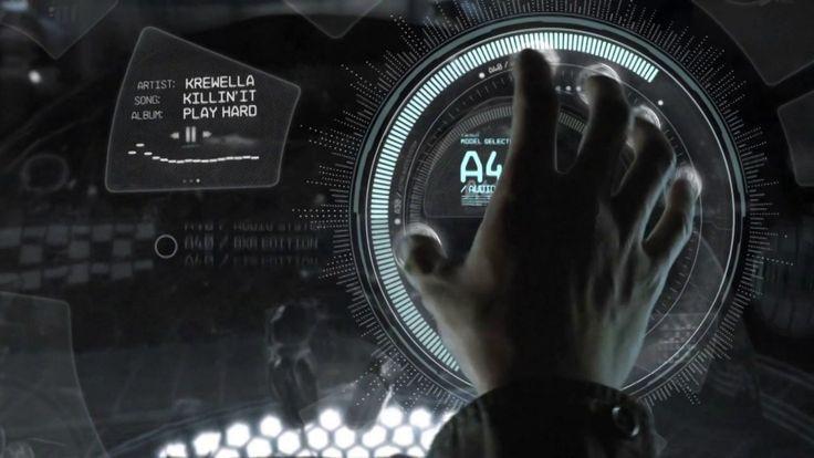 ASTRO Interface design on Vimeo
