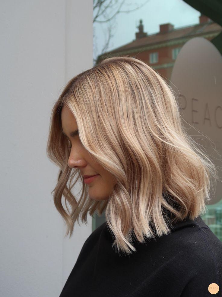 Blondes Lob und wie man Köder hält – Peach Stockholm