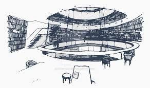 Resultado de imagen para technical university library mecanoo delft netherlands