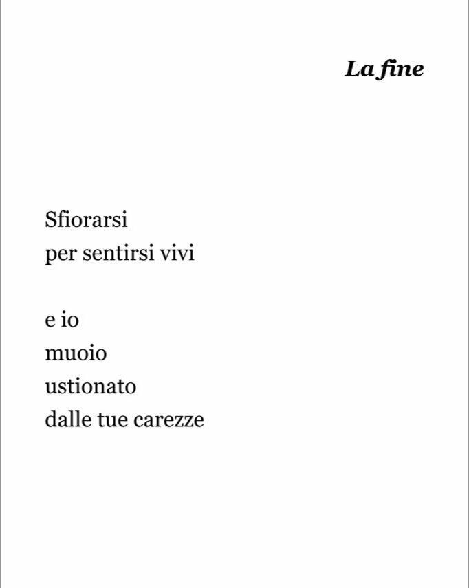 ☆ Gennaro Madera, da: 'Se Io Ti Amo Tu Mi Dici Grazie'