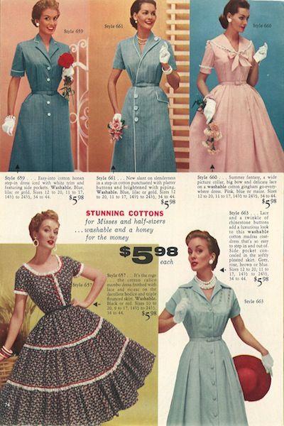 1955 Lana Lobell catalog  #1950s #vintage
