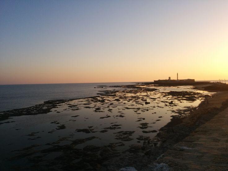 La Caleta, #Cádiz, #Spain | #wikoftheday Want to visit #Andalucia? http://bit.ly/1qcjX4P