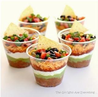 mini appetizers