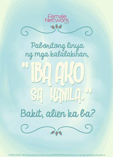 Famous Line Ng Mga Artista : Best images about tagalog quotes havey on pinterest