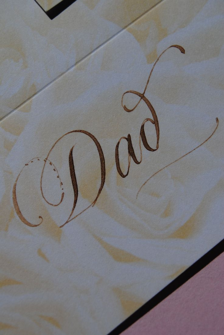 Best images about weddings calligraphy on pinterest