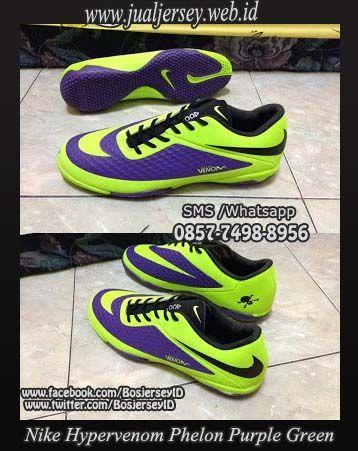 Nike Hypervenom Futsal Phelon Electro Purple 2013-2014 Terbaru dan Termurah !!!