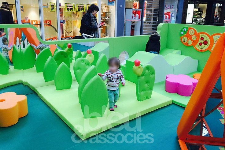 Espace enfants / Kids area C.C. Amstlvn - Amsterdam-