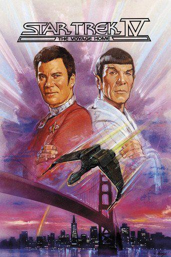 Звёздный путь 4: Дорога Домой (1986) смотреть онлайн в хорошем HD качестве…