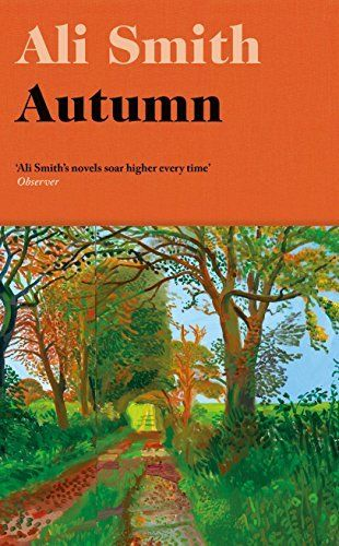 Ali Smith's newest book AUTUMN is unsurprisingly included in our latest list of popular library titles.